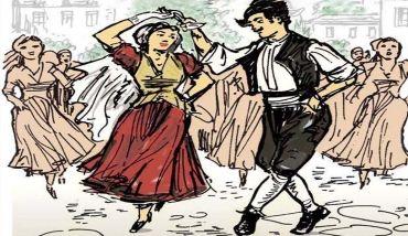 Οι εγγραφές για το τμήμα των Ελληνικών Παραδοσιακών Χορών ξεκίνησαν !!!