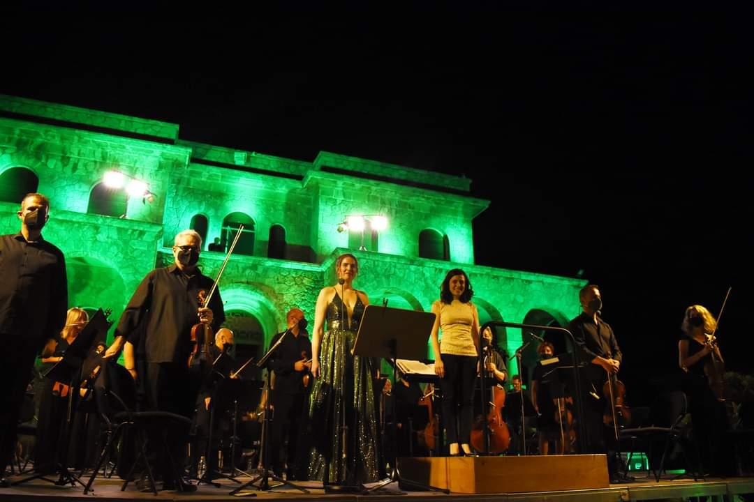 Εντυπώσεις της καθηγήτριάς μας κ. Ερμίλας Φραγκουλίδου για μια πολύ όμορφη συναυλία